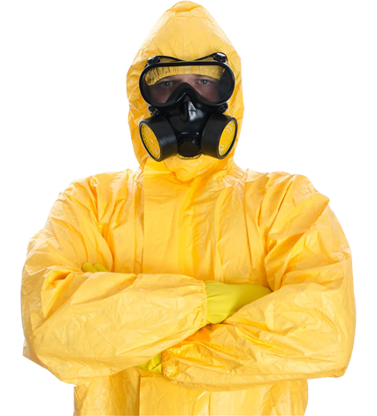 Crich Bio Hazard Cleaning Services